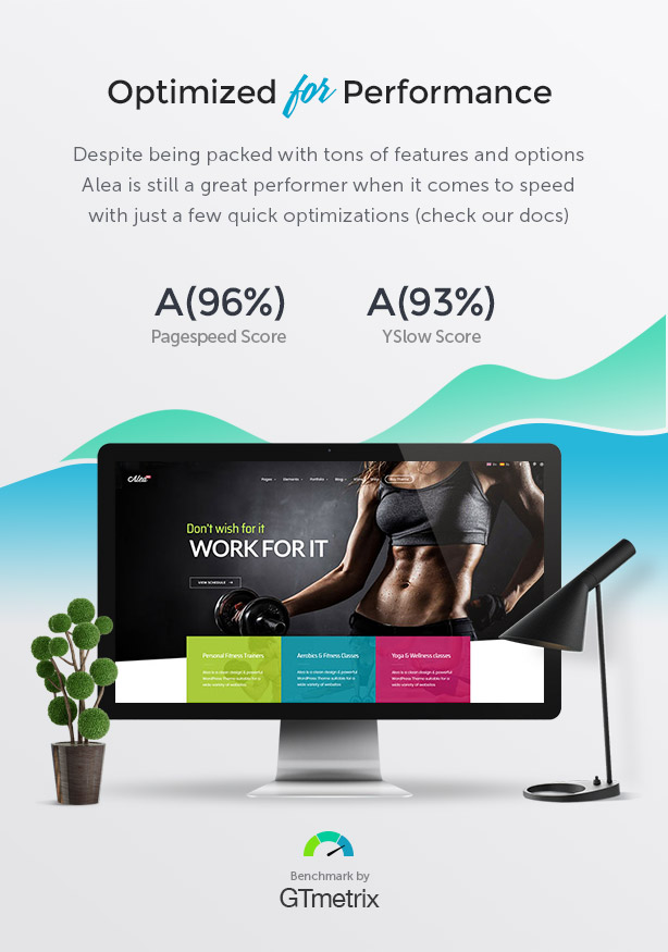 Alea - Business Multipurpose WordPress Theme - 8