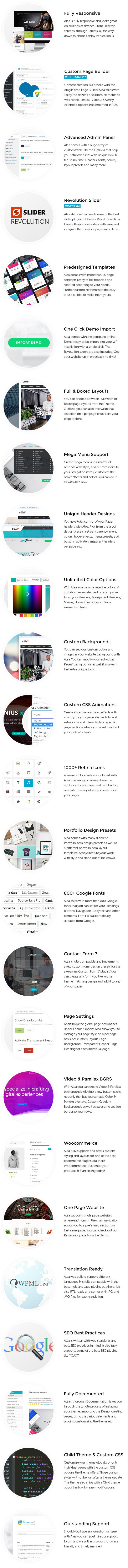 Alea - Business Multipurpose WordPress Theme - 9